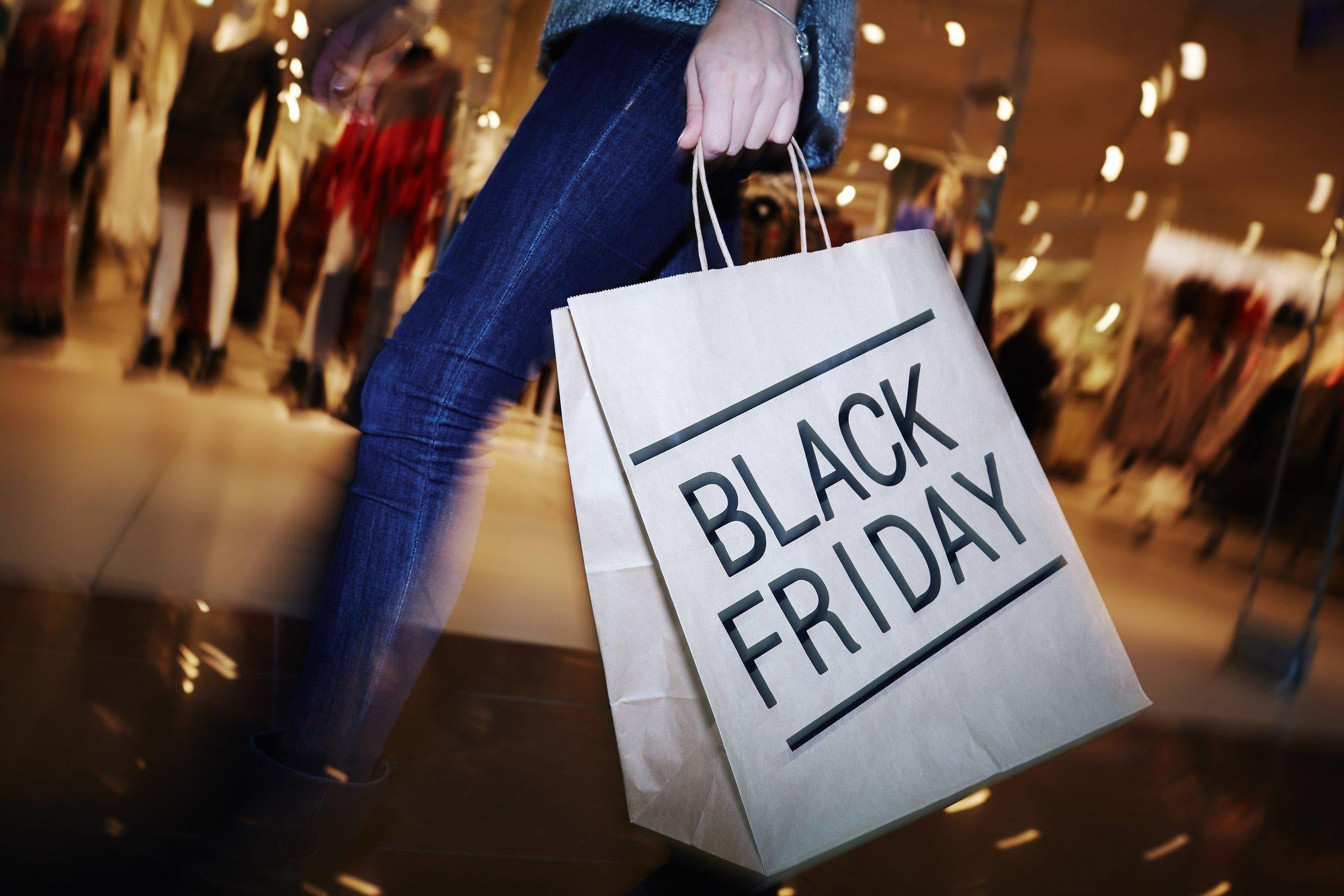 How To Get the Best Black Friday Haul