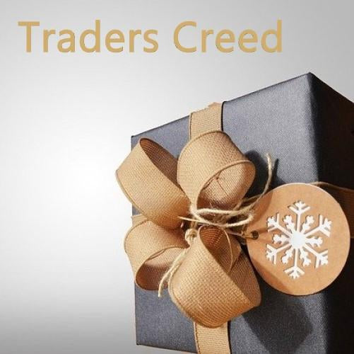 stock market gifts | Traders Creed