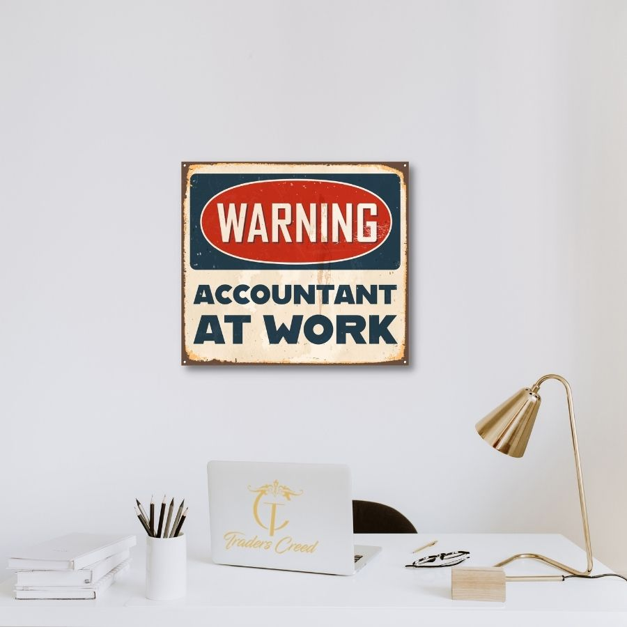 Accounting Wall Art Collection