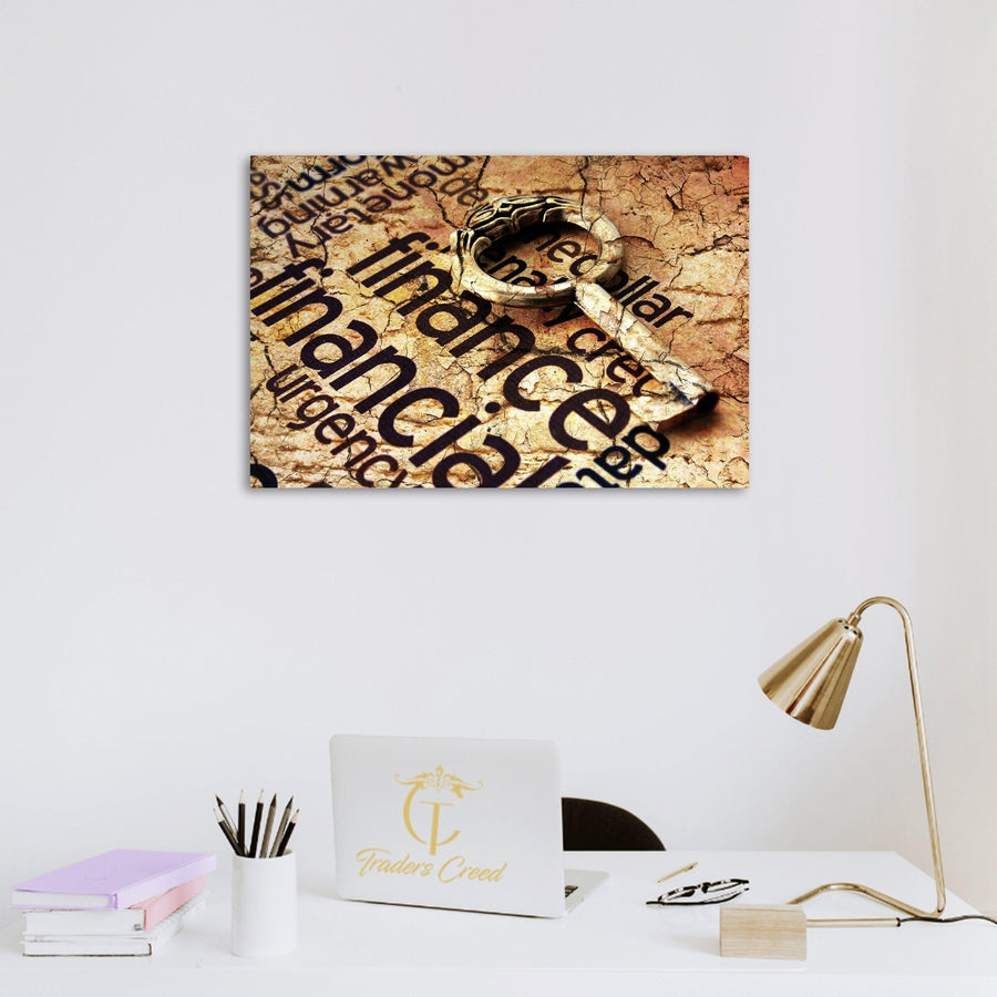 Financial Markets Wall Art