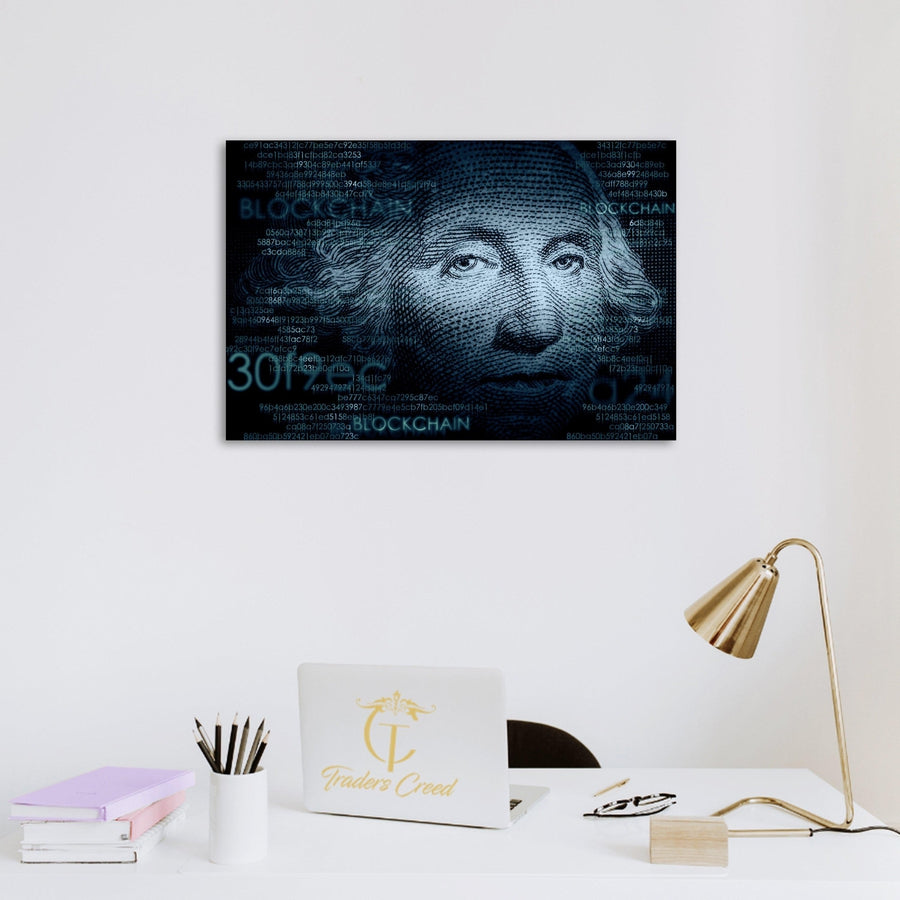 Crypto-Currency | Wall Art