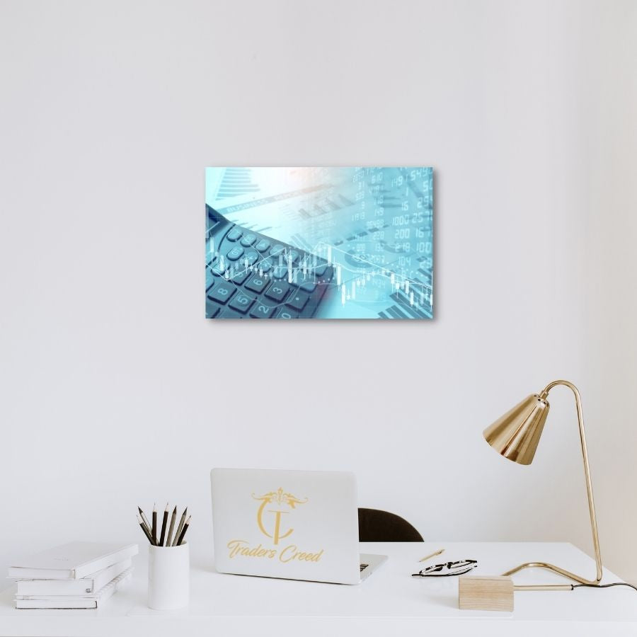 Calculated Planning Acrylic Wall Art