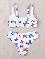 Butterfly Sporty Set