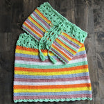 Crochet Rainbow Set