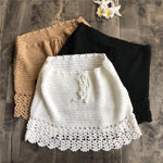 Crochet Generation White Skirt