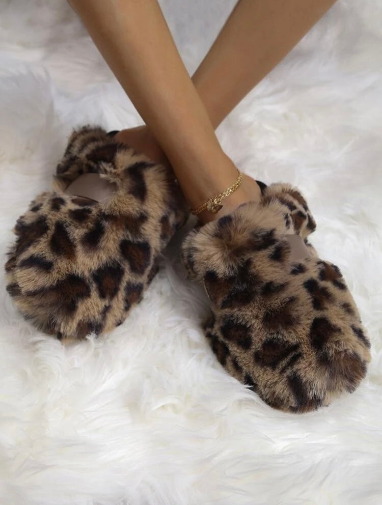 Fluffy Slippers (More colours)