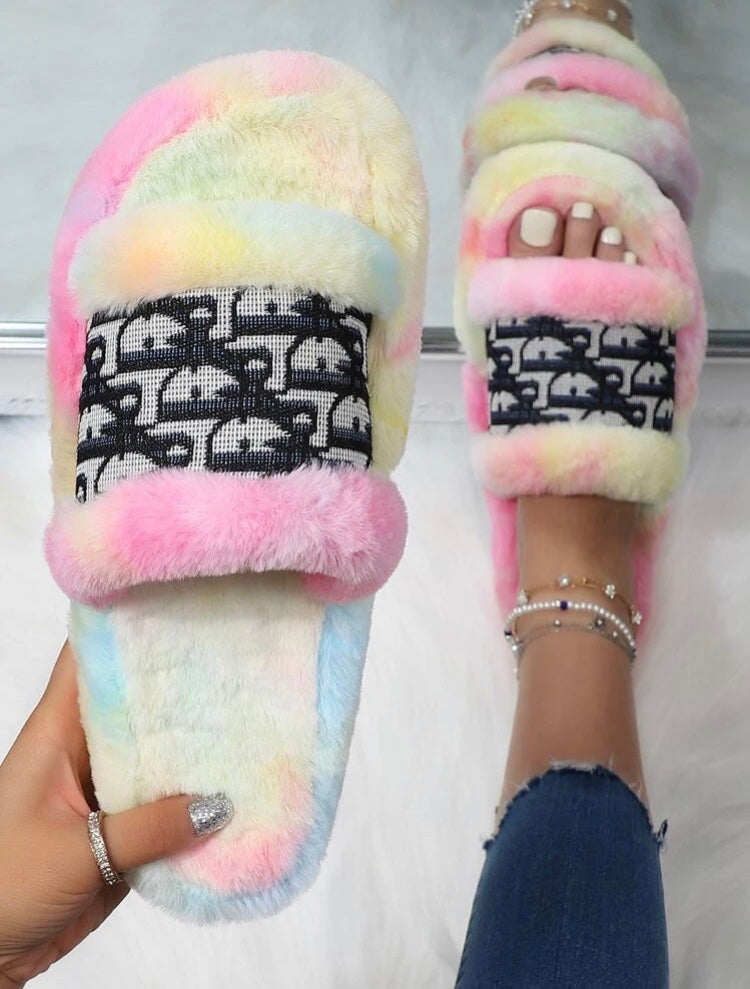 Envy Unicorn Slippers