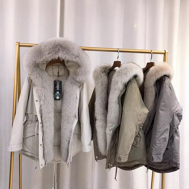 Alice Fur Coat (More Colours)