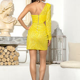 Leyla Dress Yellow