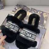 Logo Slippers (More Colours)