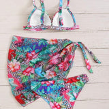 Tropical Three Piece Set