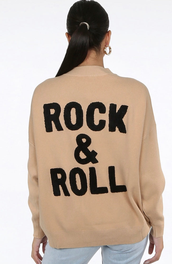 Rock & Roll Jumper (MORE COLOURS)
