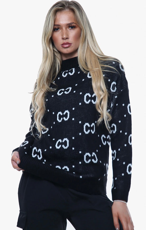 CC Knitted Jumper