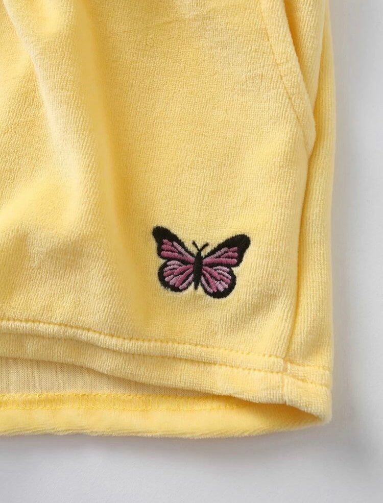 Butterfly Lemon Set