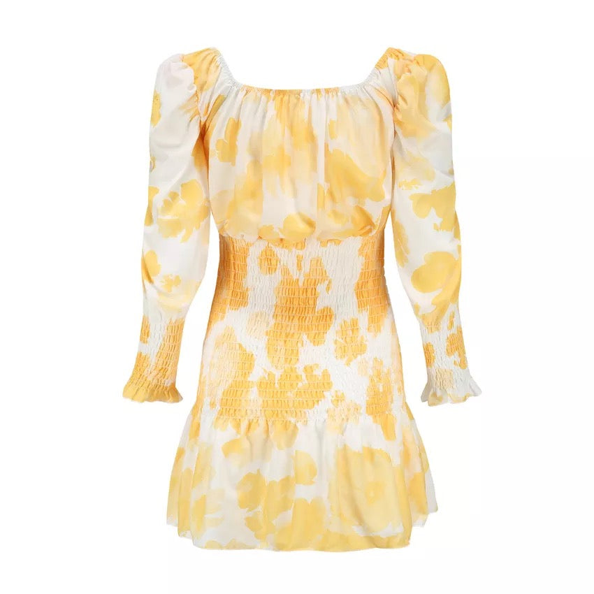Nur Lemon Dress