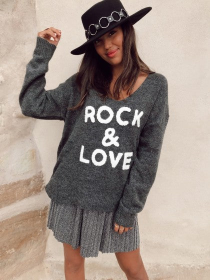 Rock & Love Jumper (more colours)
