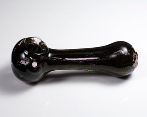 5.5 inch Hand Blown Glass Pipe (P26)