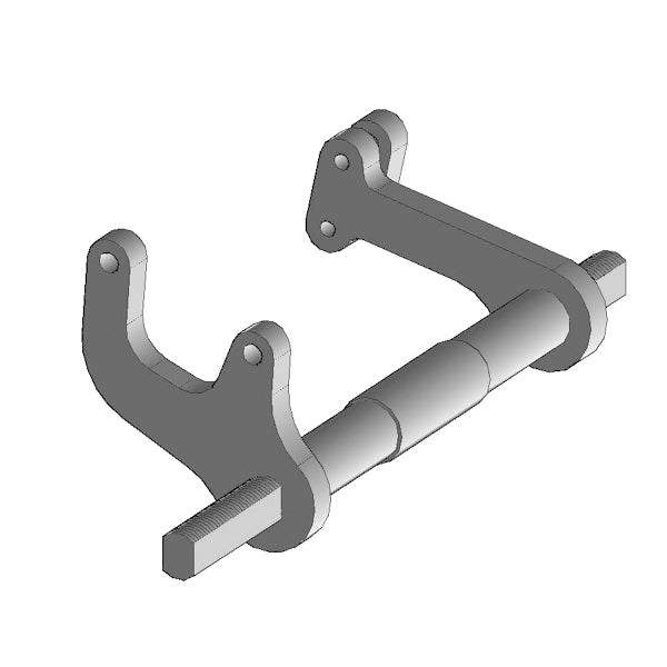 Custom Torque Arms for Mongoose Hitch & Dolomite (New Version) Fat Bikes