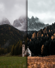 Load image into Gallery viewer, BURNT AUTUMN VIBES | ADOBE LIGHTROOM PRESETS PACK | Matt 'n' Seb