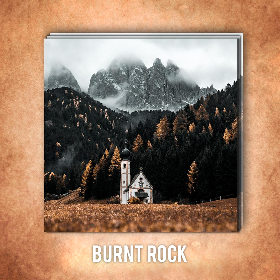 BURNT ROCK | ADOBE LIGHTROOM PRESETS PACK | Matt 'n' Seb