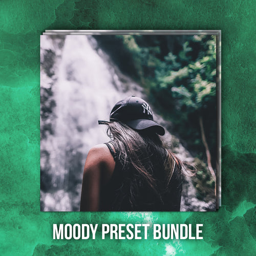 DARK AND MOODY PRESET PACK BUNDLE - Matt 'n' Seb