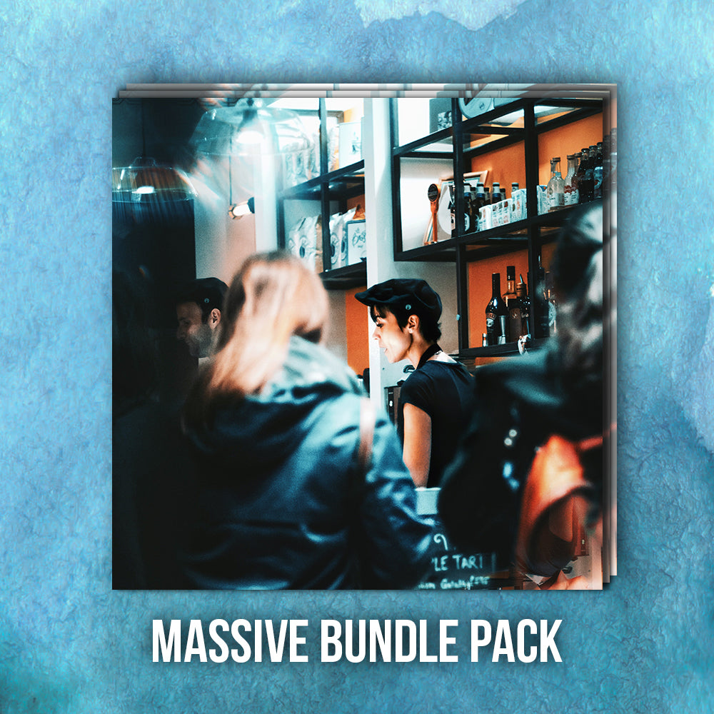 MASSIVE BUNDLE PACK - 35 PRESETS - Matt 'n' Seb