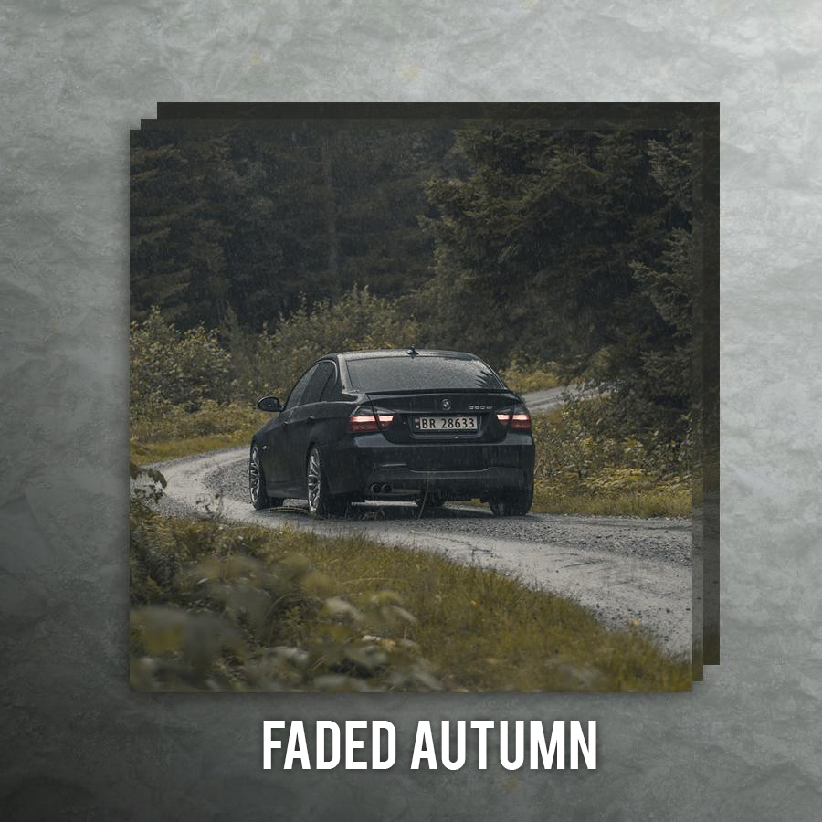 Faded Autumn | ADOBE LIGHTROOM PRESETS PACK | Matt 'n' Seb