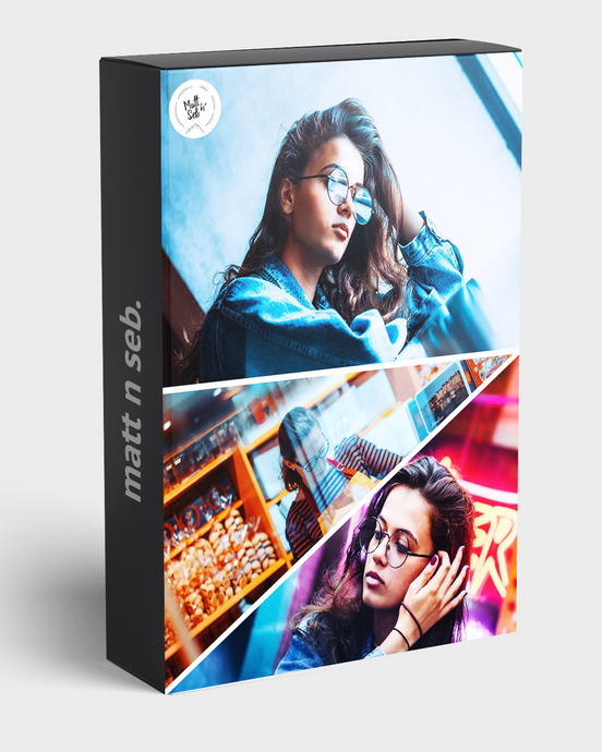 300+ Lightroom Presets + 5+ Hours of professional tutoring + closed mentorship group1