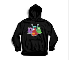 Load image into Gallery viewer, Monster Hoodie  (Unisex) - Matt 'n' Seb