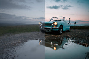 MASSIVE ORANGE AND TEAL BUNDLE | ADOBE LIGHTROOM PRESETS PACK | Matt 'n' Seb