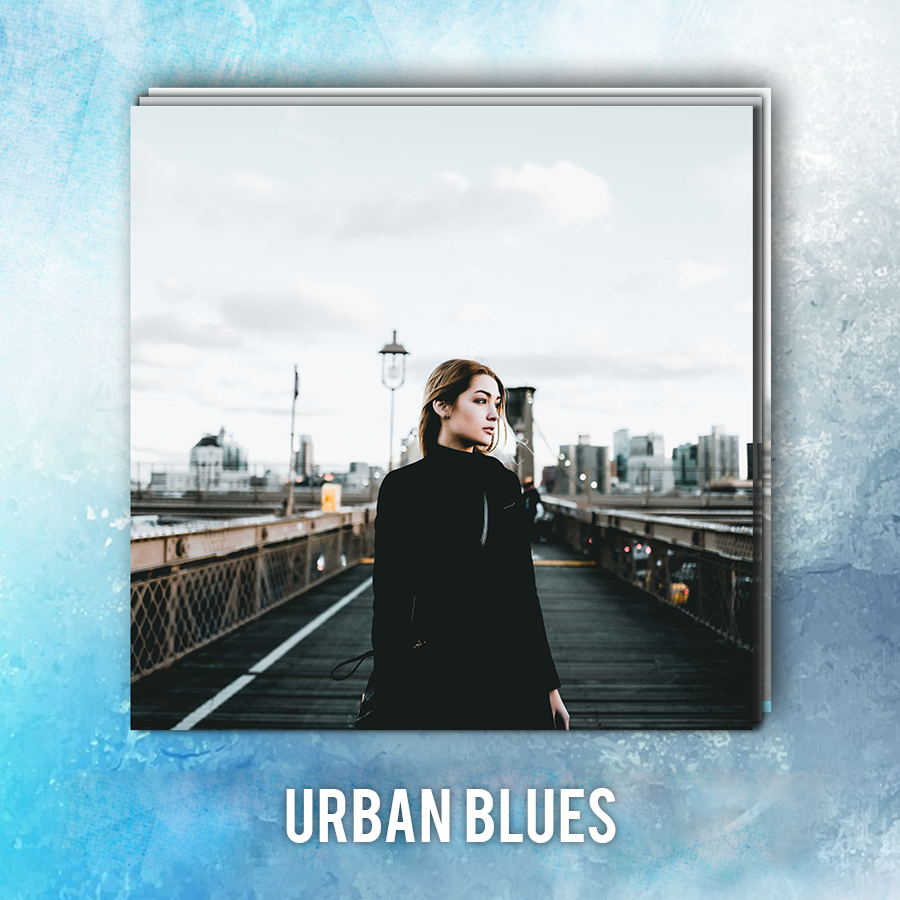Urban Blues - Adobe Lightroom Presets