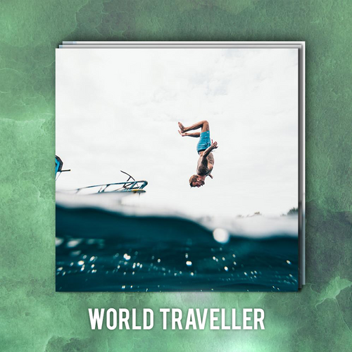 World traveller | ADOBE LIGHTROOM PRESETS PACK | Matt 'n' Seb
