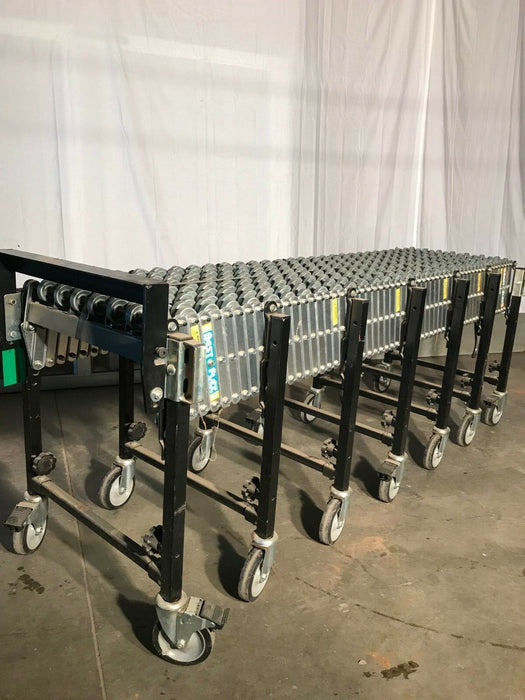 Best Flex 200 Flexible Warehouse Receiving Conveyor Belt