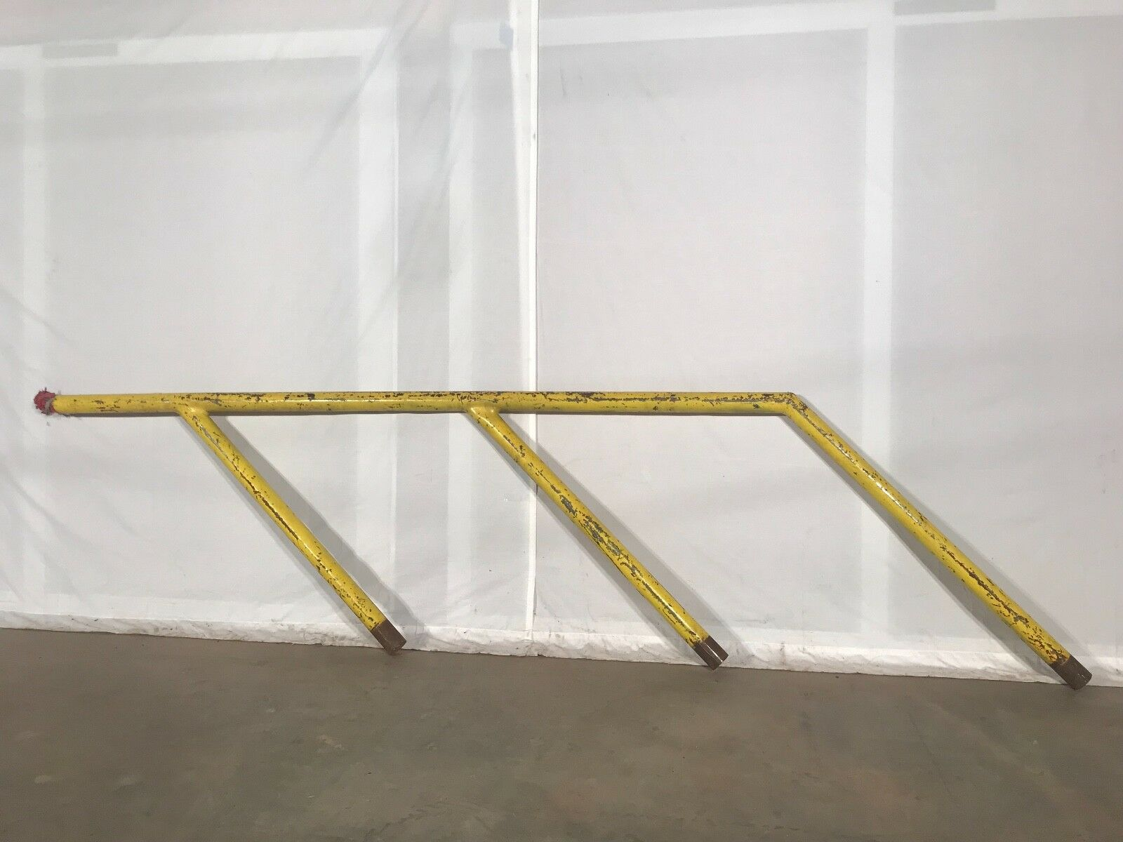 Steel Warehouse Handrail for Staircases or Mezzanines