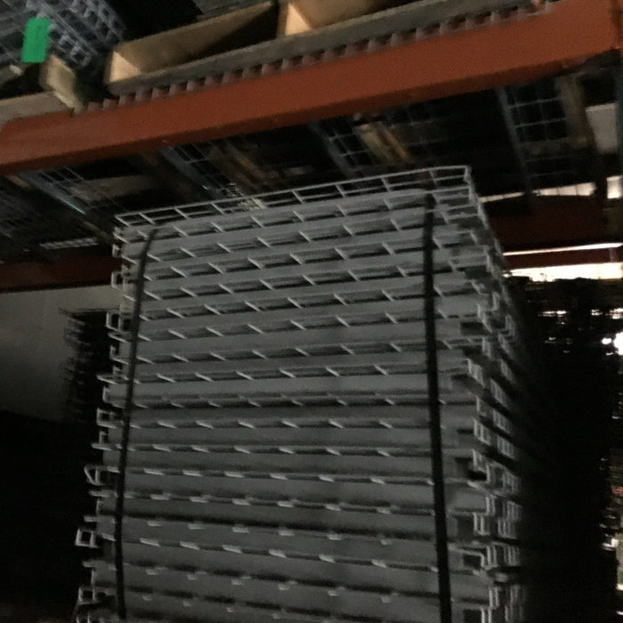"Pallet Rack Lay In Wire Deck - 34"" X 46"""