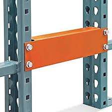 "Used Pallet Rack Row Spacer - 7.5"" X 4"""