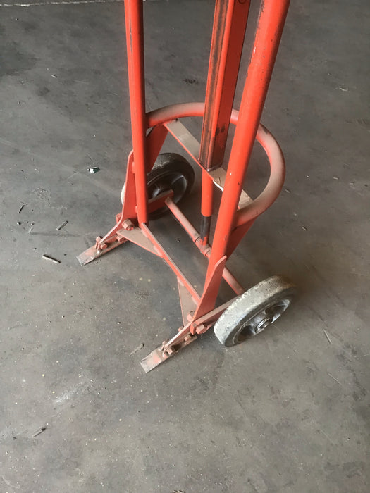 Used Warehouse Drum Transport Hand Truck