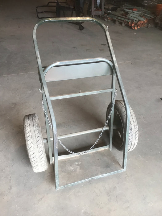 Used Fuel/Air Tank Hand Truck