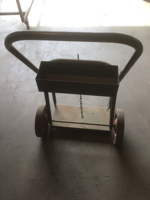Cheap Fuel or Air Tank Transport Hand Truck Dolly
