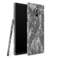 Samsung Note 9 Skin (Digital Camo)
