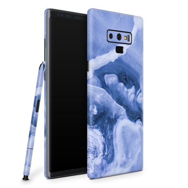 Samsung Note 9 Skin (Purple Marble)