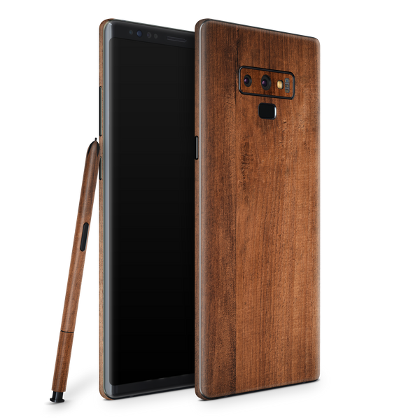 Samsung Note 9 Skin (Wood)