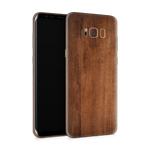 Samsung S8 Plus Skin (Wood)