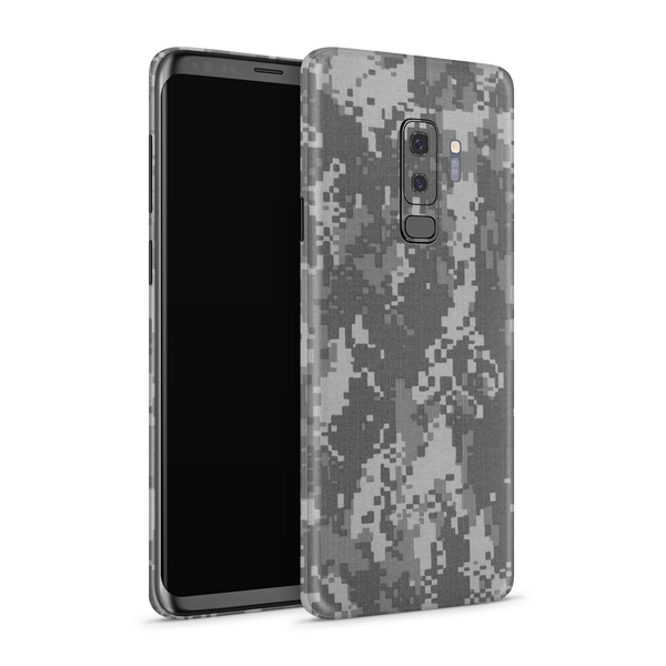 Samsung S9 Plus Skin (Digital Camo)