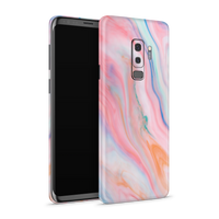 Samsung S9 Plus Skin (Ice Cream Marble)