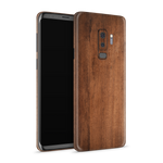 Samsung S9 Plus Skin (Wood)