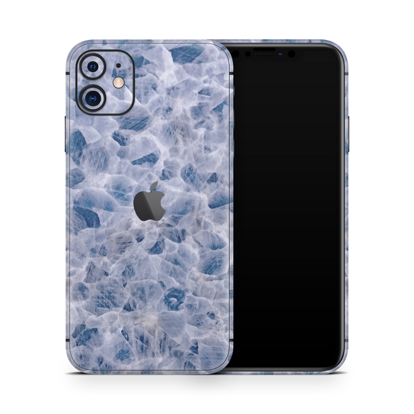iPhone 11 Skin (Smoke Marble)