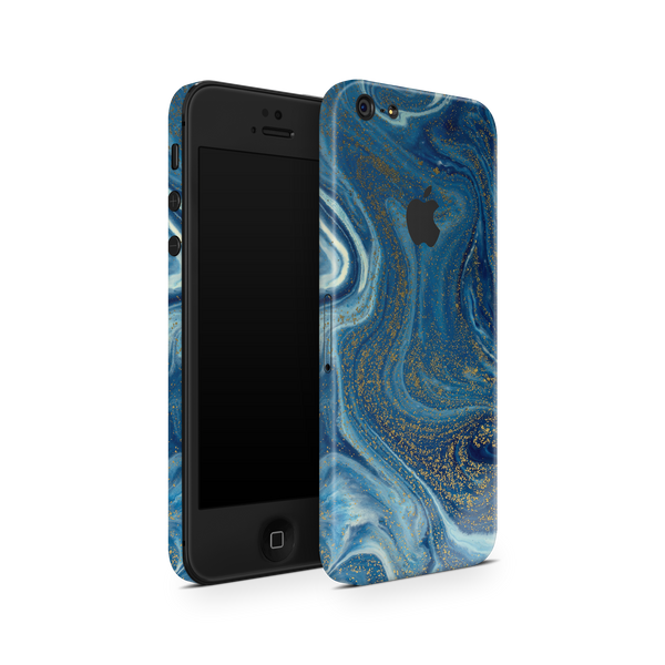 iPhone 5/5S/SE Skin (Blue Marble)