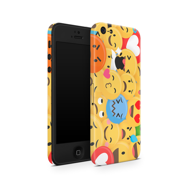 iPhone 5/5S/SE Skin (Emoji)