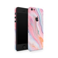 iPhone 5/5S/SE Skin (Ice Cream Marble)